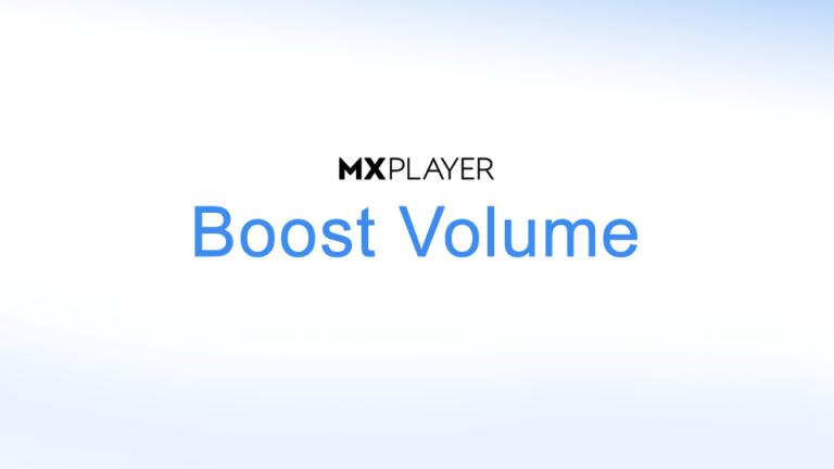 MX Player – Download MX Player App for Android and PC